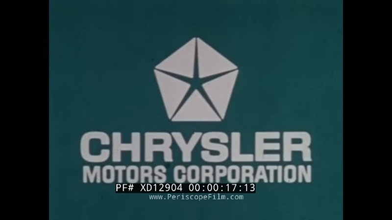 SELLING CARS TO WOMEN 1970s CHRYSLER MOTORS SALESMEN EDUCATION FILM XD12904