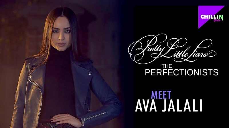 Meet Ava Jalali   Pretty Little Liars The Perfectionists
