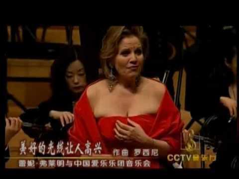 Renée Fleming Bel Raggio Lusinghier Beijing 2007