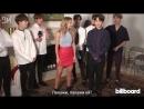 RUS SUB26.05.17 BTS Interview @ Billboard