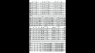 Tchaikovsky - Symphony No.1 Winter Dreams (Score)