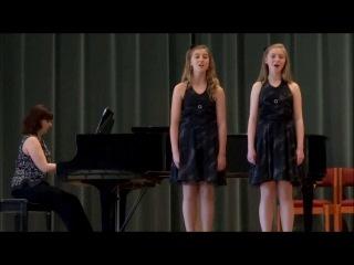 Makayla Lynn Parry & Abigail Sinclair, Sarah McLachlan cover ~ Ordinary Miracle