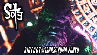 Scum Of The Earth (SOTE) -BIGFOOT and the ARMIES of PUMA PUNKU (Official Music Video)