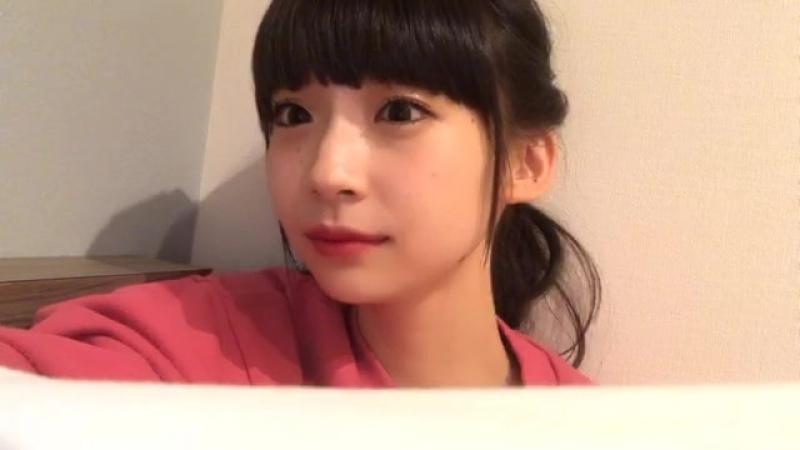 181002 Showroom - NGT48 Team NIII Ogino Yuka 2134