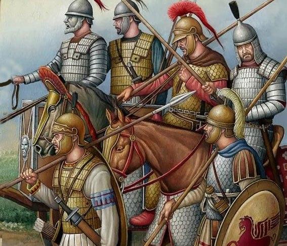 Воины Митридата