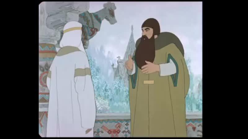 Снегурочка _ Советские мультфильмы для детей