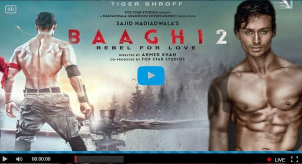 Hd movie 2018 720p 2 download baaghi Download Baaghi