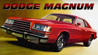 DODGE MAGNUM – Запутанная, но Очень Интересная История
