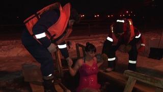 Безопасность ульяновцев во время крещенских купаний обеспечивали более 200 специалистов