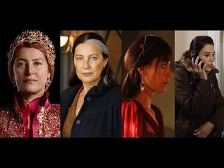 В сериале МОЯ МАМА играют 4 актера из ВЕЛИКОЛЕПНОГО ВЕКА!