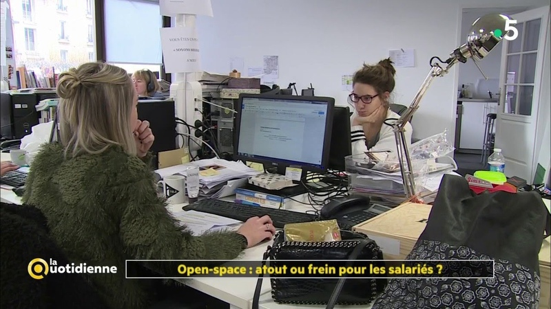 Travailler en Open space atout ou frein pour les salariés - La Quotidienne