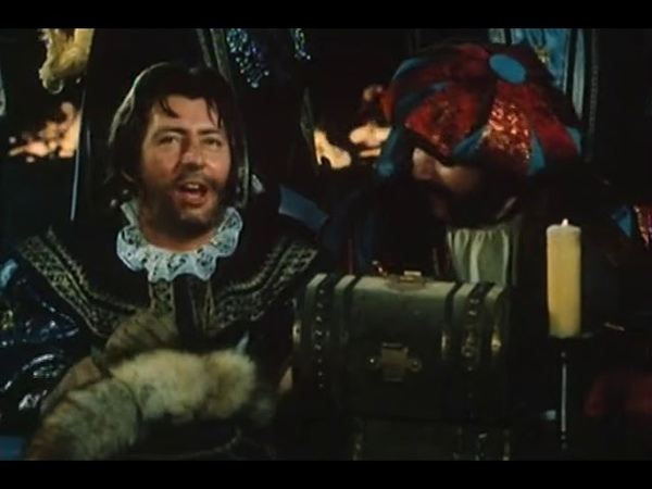 Разбойники поневоле ГДР 1977 комедия по мотивам сказки братьев Гримм советский дубляж
