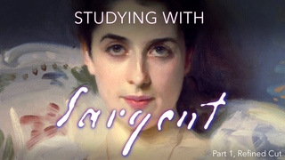 Studying With Sargent: Lady Agnew of Lochnaw