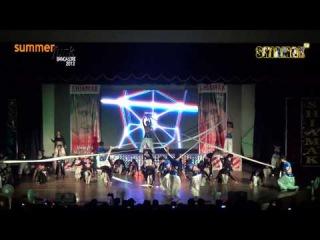 Mann Mera - Manja - Sadda Dil - Dilli Wali Girlfriend - Shiamak Summer Funk 2013 - Bangalore