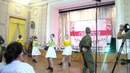 Русская тройка 2021, Алушта, Танец Синий платочек