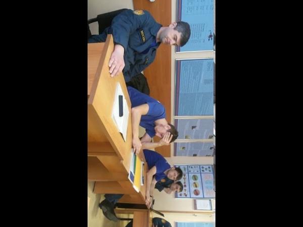Боевые братья пожарные ПСО 209 порочат коллегу Титаренко Ф В по указанию руководства ГКУ ПСЦ