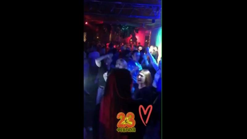 23/02 DJ Yana Perchik @Am-Bar г.Балаково