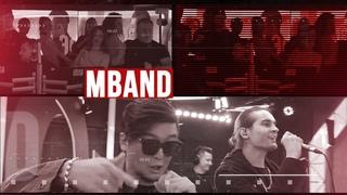 MBAND — телеверсия живого концерта «Золотой Микрофон» на «Русском Радио»