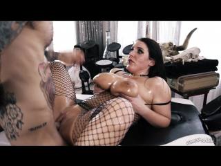 Metal Massage Part 3 - Angela White (Angela White, Small Hands)
