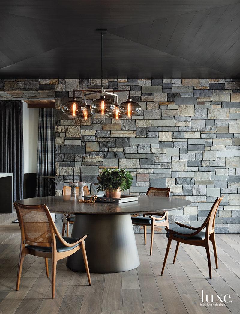 Роскошь и стильный дизайн: великолепный дом в горах Калифорнии от дизайнера Jef Jeffers || 01