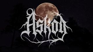 ÅSKOG - Måne  (LYRIC VIDEO) - Black Metal (Sweden) 2021