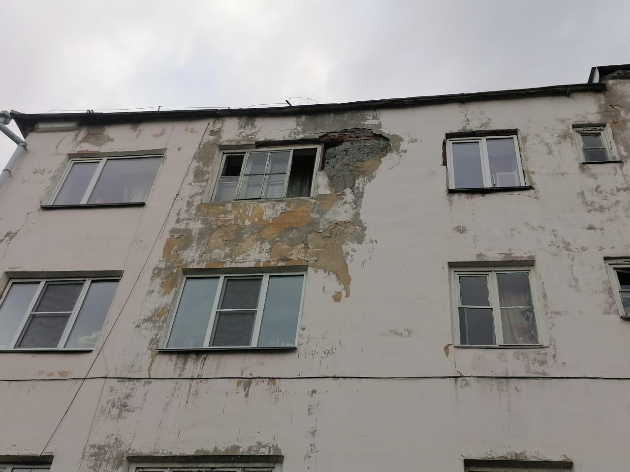 В Златоусте рухнул потолок на голову ветерана труда