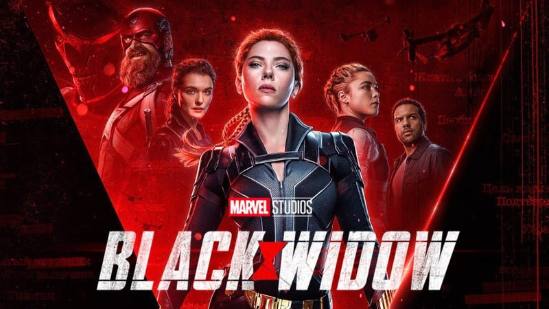 Marvel Studio's Black Widow FINAL TRAILER MUSIC with Avengers Theme