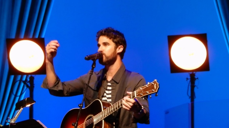 Lmdc st louis darren criss covering nellly ride wit me 6 27 18