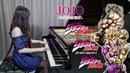 JOJO'S BIZARRE ADVENTURE PIANO MEDLEY 150 000 Subscribers Special Ru's Piano