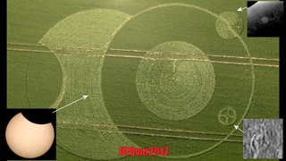 """CROP CIRCLE """"ECLIPSE"""" Announces The Arrival Of A Huge Celestial Body"""