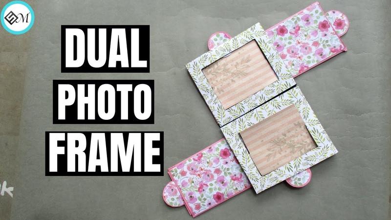 Dual Photo Frame Full Tutorial By Sugi Majhi