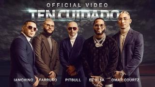 Pitbull x Farruko x IAmChino x El Alfa x Omar Courtz - Ten Cuidado (Official Video)