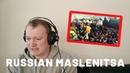 Crazy Russian Maslenitsa - Reaction!