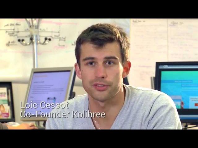 Kolibree is LIVE on Kickstarter!