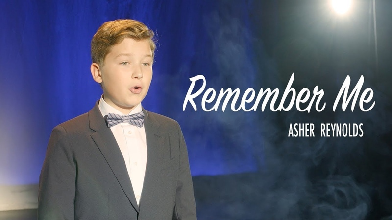 Remember Me from Disney's Coco Cover by Asher Reynolds of One Voice Children's Choir