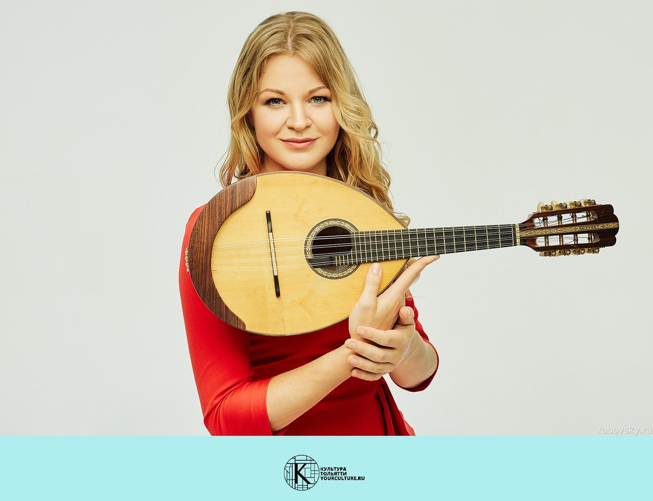 Екатерина Мочалова домра
