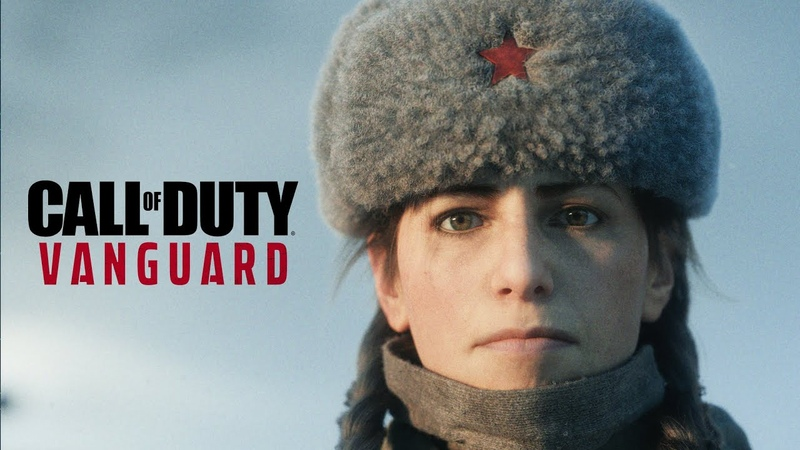 Call of Duty Vanguard ТРЕЙЛЕР на русском