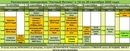 Расписание тренировок на следующую неделю с 14 по 20 сентября 🍁🍂    Первая пробная групповая трениро