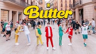 [KPOP IN PUBLIC] BTS(방탄소년단) - 'BUTTER' Dance Cover by Haelium Nation