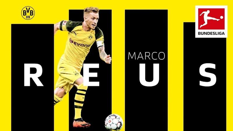 Marco Reus - Magical Skills Goals