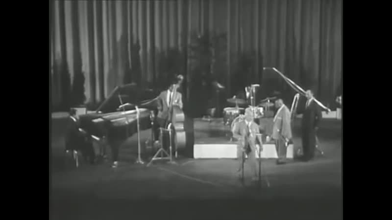 Sammy Price Sidney Bechet, Vic Dickenson, Teddy Buckner, Sammy Price - Cannes 1958 - Once In A While (360p)