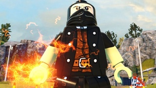 LEGO DC Super Villains - CICADA (CW Flash) Custom Character