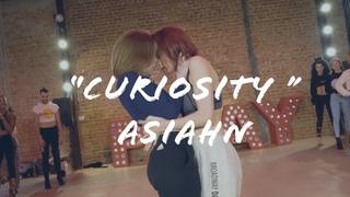 """Curiosity"" by Asiahn    Kyla Fajardo Choreography #PLAYGROUNDLA"