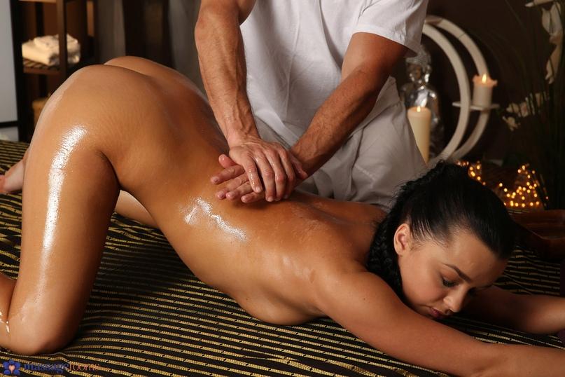 Nude massage, porn galery