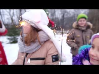 Вокальный коллектив  Вираж  - Колдовала зима (720p).mp4