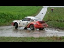 Rally Sint Truiden 2012 historic HD with crash and mistakes