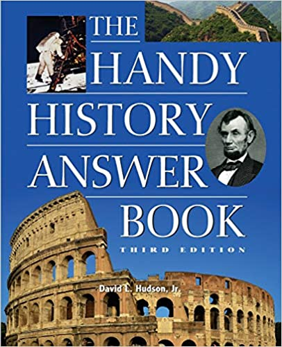 The Handy History Answer Book - Stephen A. Werner