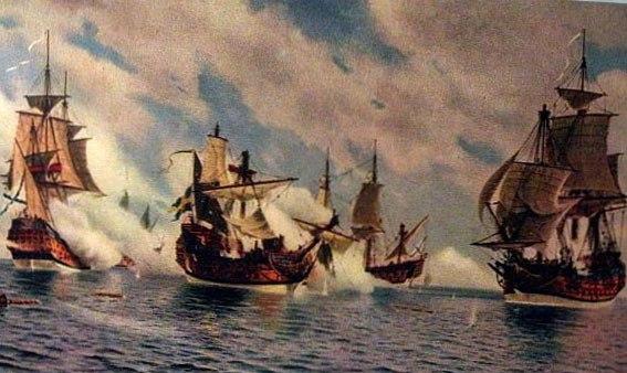 Бой флотов