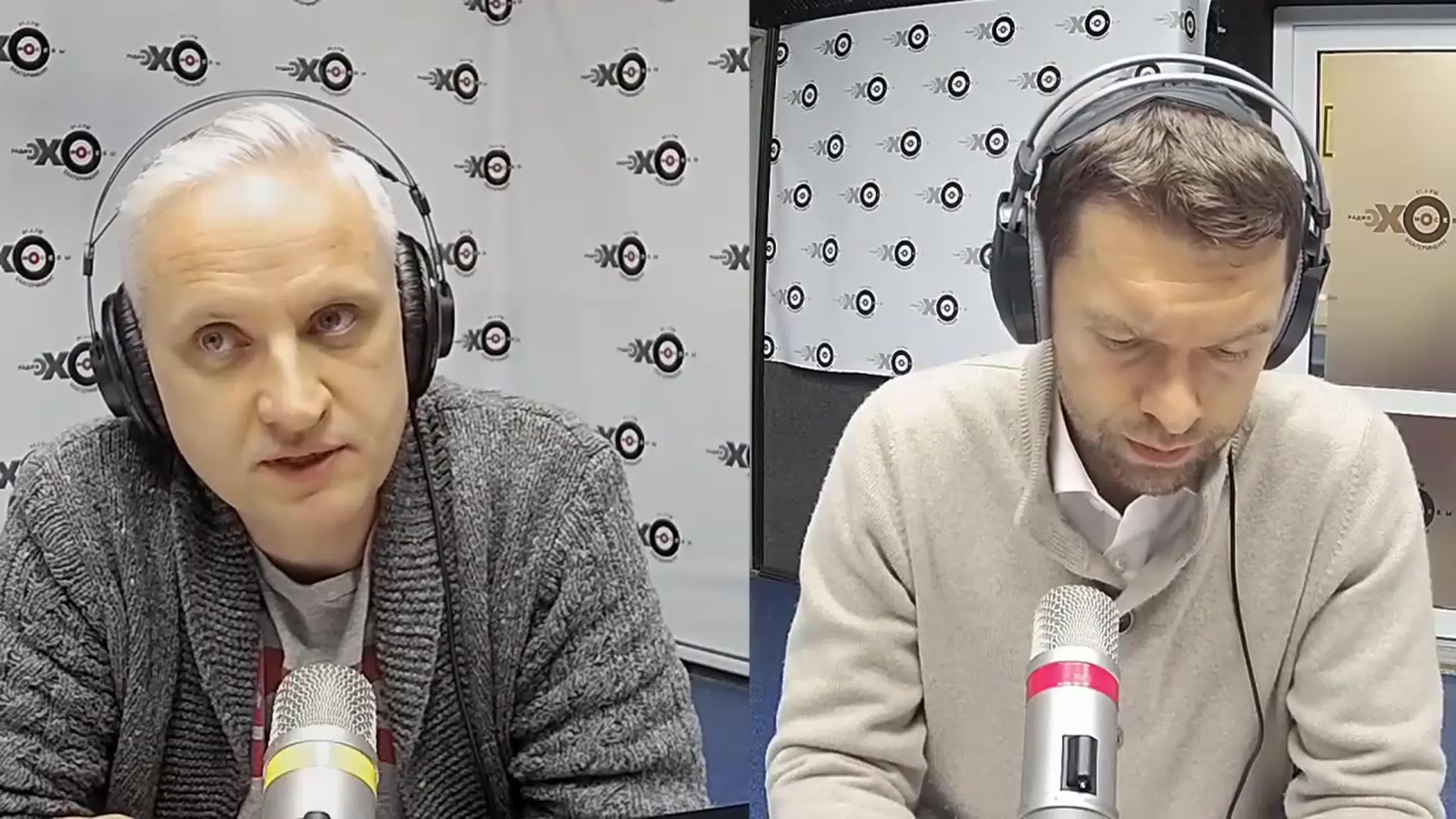 В программе «Особое мнение» на Эхо Москвы