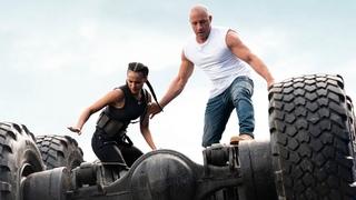 Форсаж 9 – Русский Супербоул-ролик (2021) Вин Дизель, Шарлиз Терон, Джон Сина